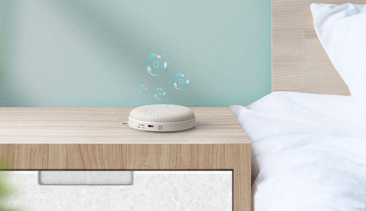 Este pequeño gadget que vende Xiaomi purificará el aire de tu coche por muy poco. Noticias Xiaomi Adictos