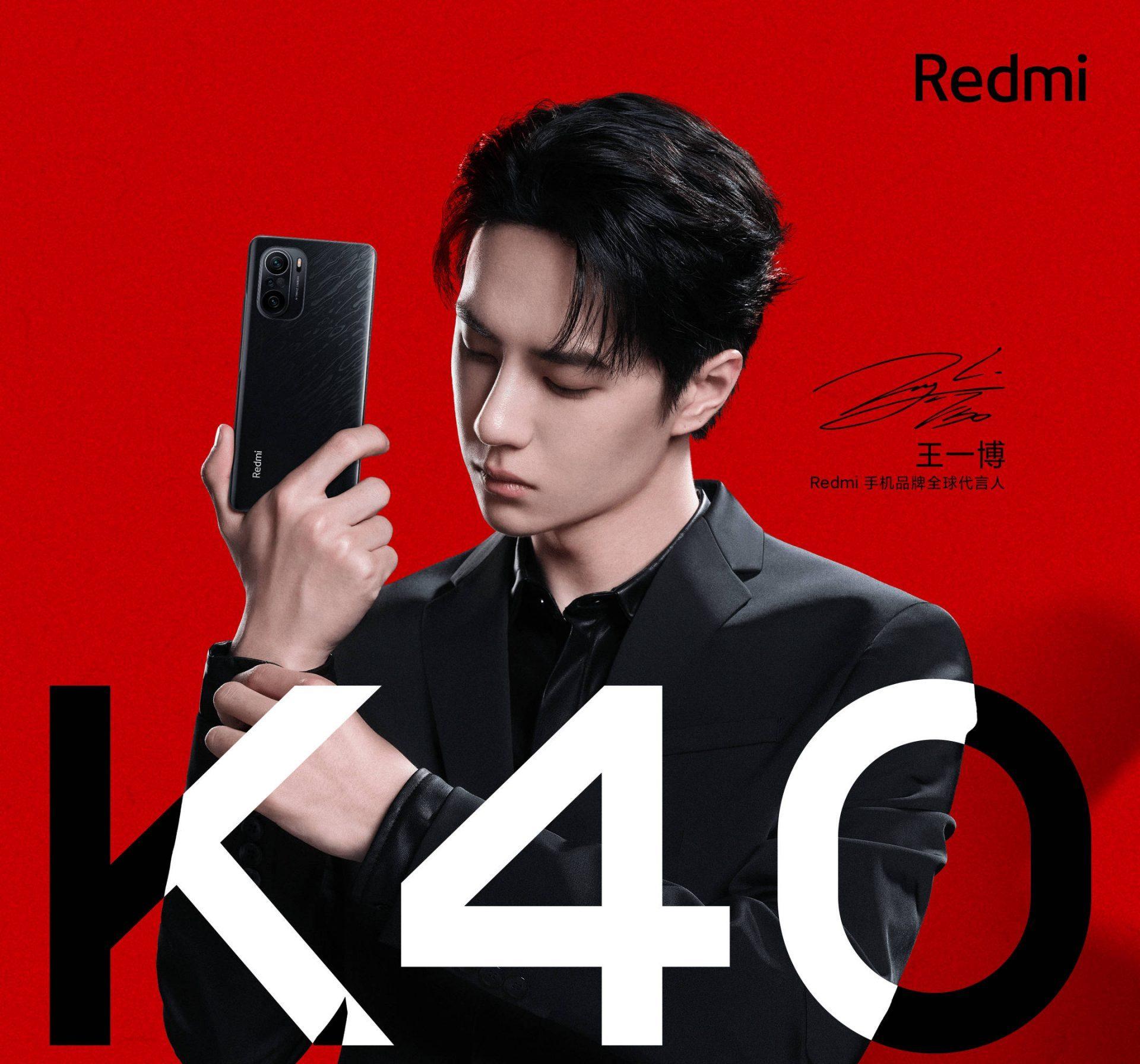 Xiaomi nos vuelve a enseñar los Redmi K40 y su espectacular diseño texturizado. Noticias Xiaomi A