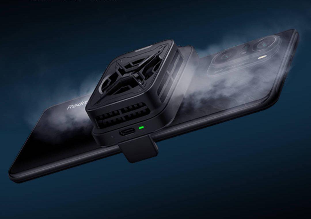 La Serie Redmi K40 llegará junto a todo tipo de accesorios gaming. Noticias Xiaomi Adictos