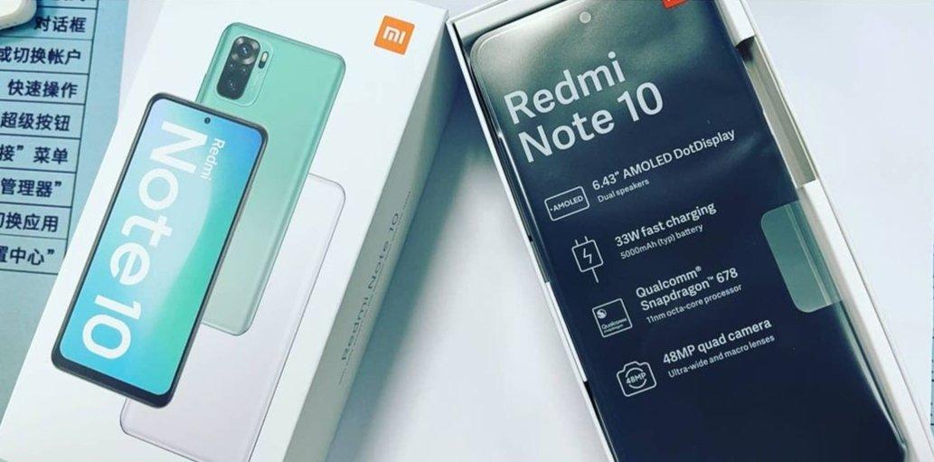 Así es el nuevo Redmi Note 10: Snapdragon 678, AMOLED, 48MP y 5.000mAh. Noticias Xiaomi Adictos