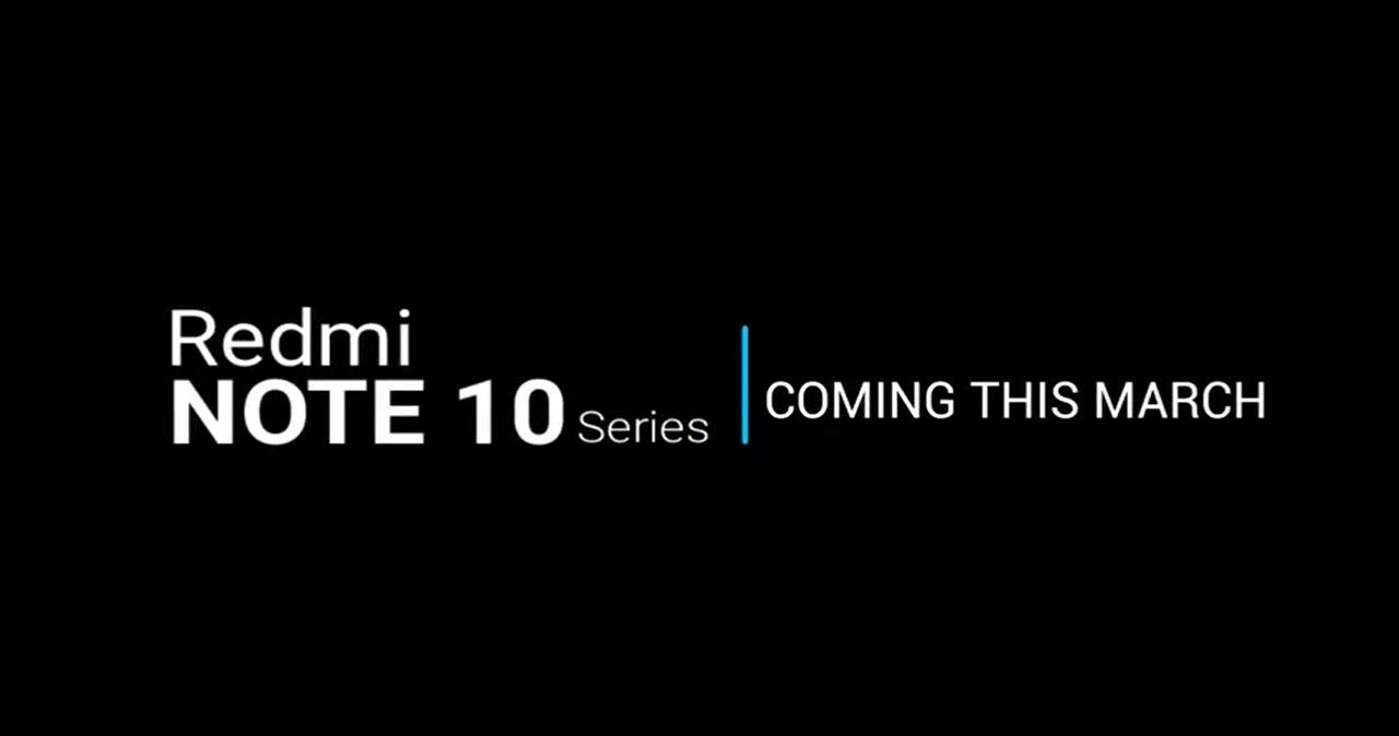 Los nuevos Redmi Note 10 de Xiaomi ya tienen fecha de llegada. Noticias Xiaomi Adictos