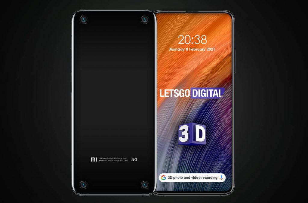La última idea de Xiaomi pretende revivir los smartphones con cámaras 3D. Noticias Xiaomi Adictos. Noticias Xiaomi Adictos