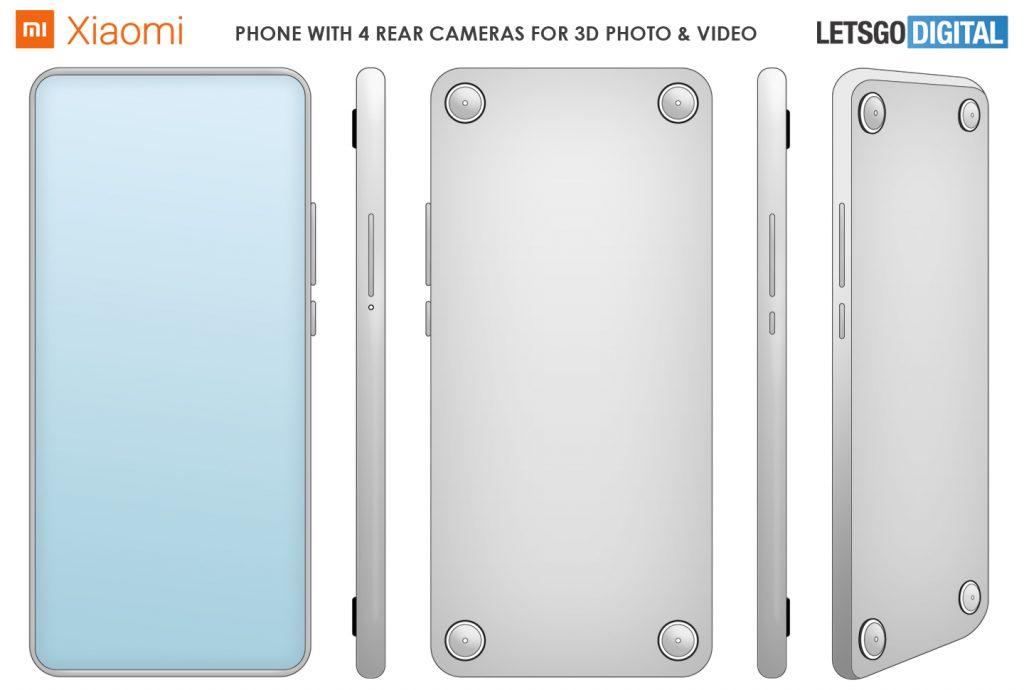 La última idea de Xiaomi pretende revivir los smartphones con cámaras 3D. Noticias Xiaomi Adictos