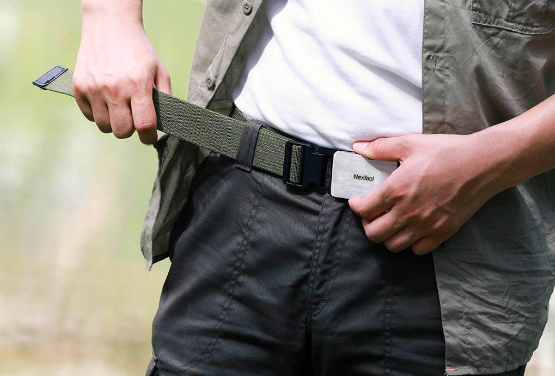 Este cinturón que vende Xiaomi va mucho más allá de lo que imaginas. Noticias Xiaomi Adictos