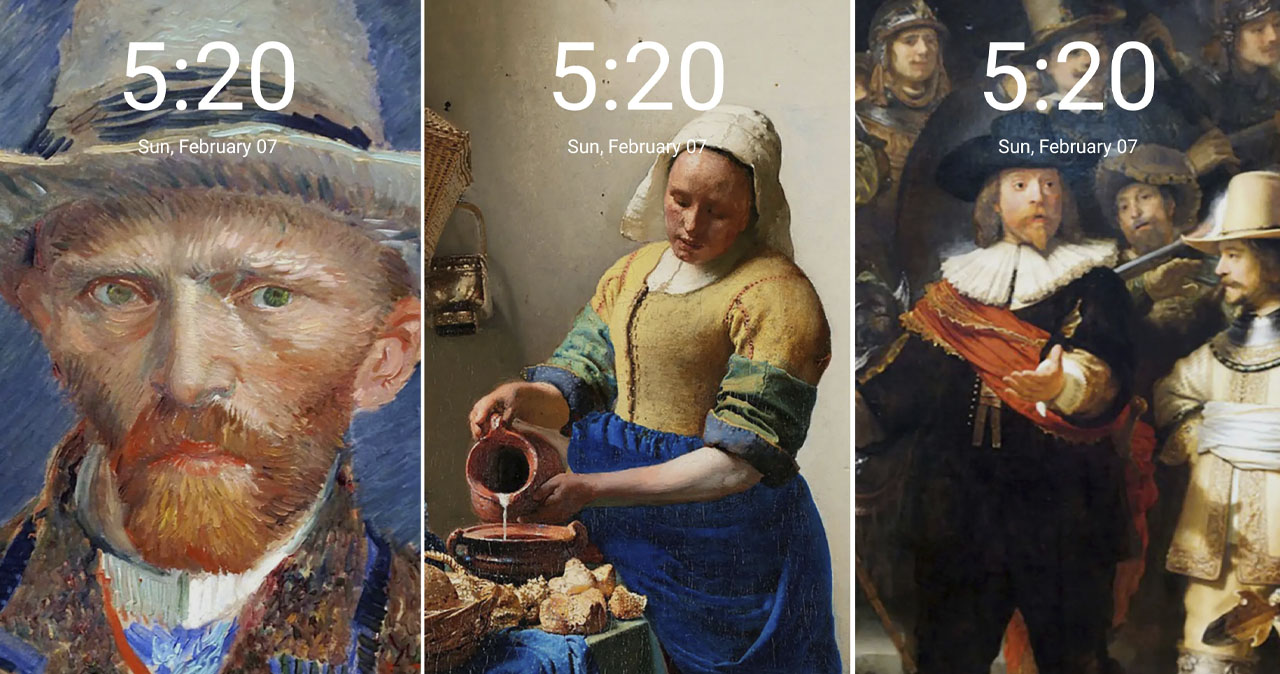 Xiaomi launches new artistic wallpapers that you can now download