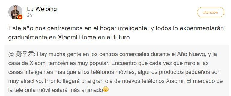 Xiaomi se centrará este 2021 en mejorar su ecosistema para el hogar inteligente. Noticias Xiaomi Adictos