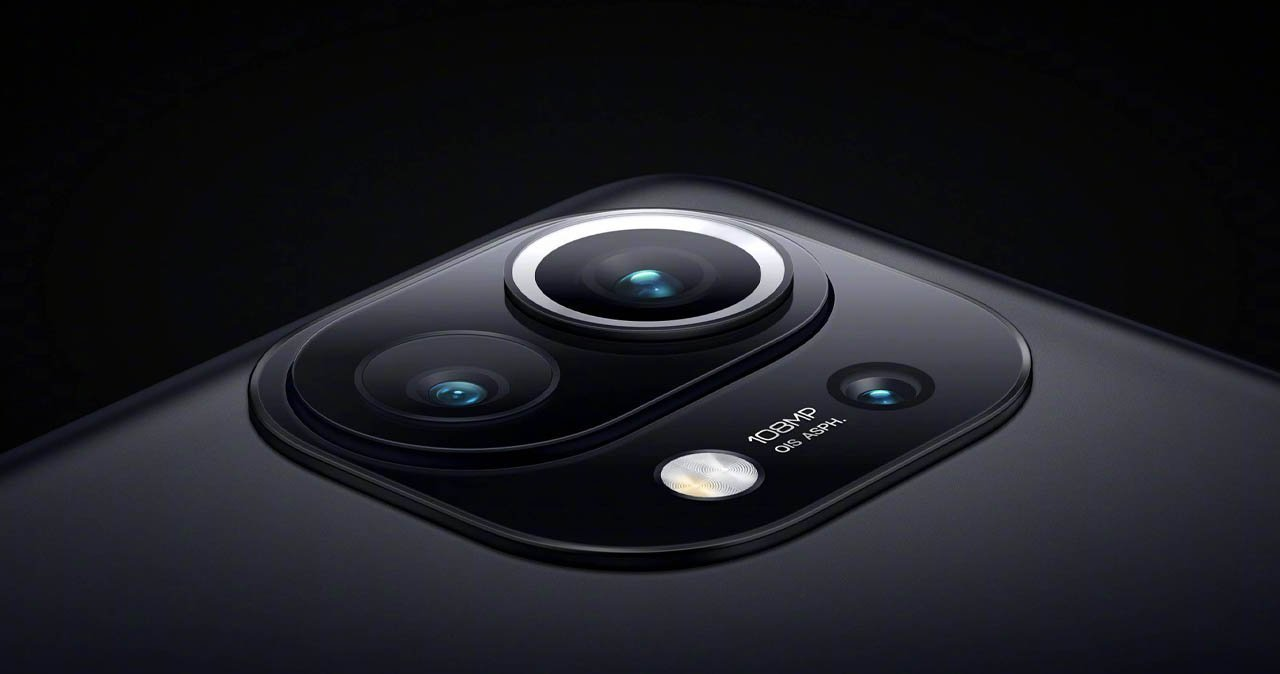 That s how complex it was to introduce the camera inside the Xiaomi Mi 11