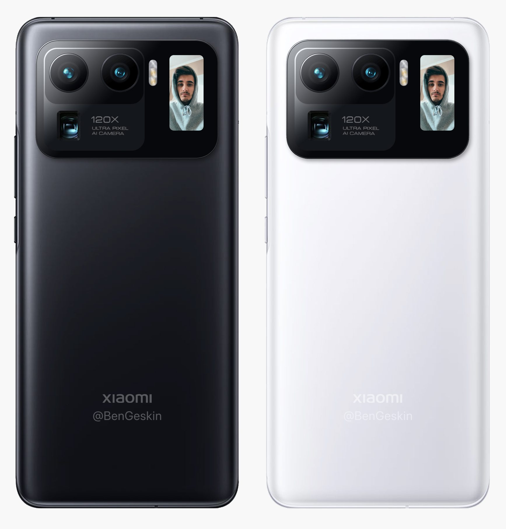 Tras su primera aparición llegan los renders del Xiaomi Mi 11 Ultra en alta calidad. Noticias Xiaomi Adictos