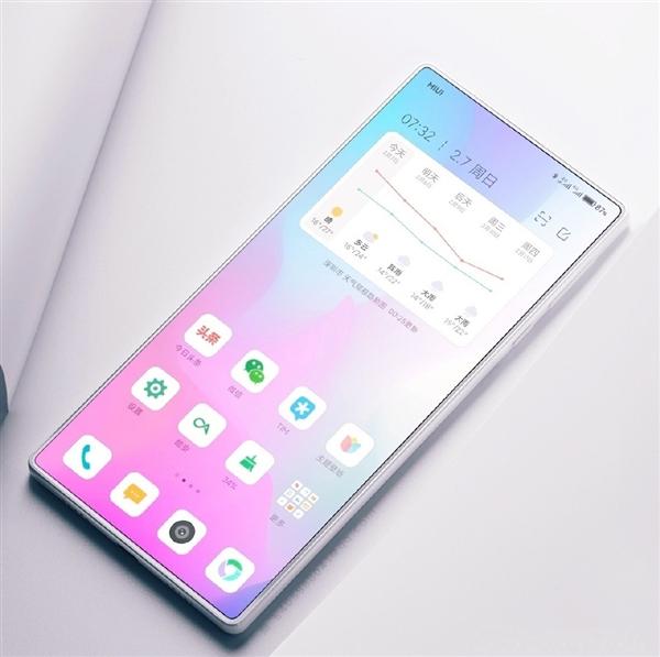 Así luciría el Xiaomi Mi Mix 4: primeros renders nos muestran su posible diseño. Noticias Xiaomi Adictos