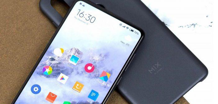 El smartphone más esperado de Xiaomi se lanzará este año: la Serie Mi Mix regresa. Noticias Xiaomi Adictos