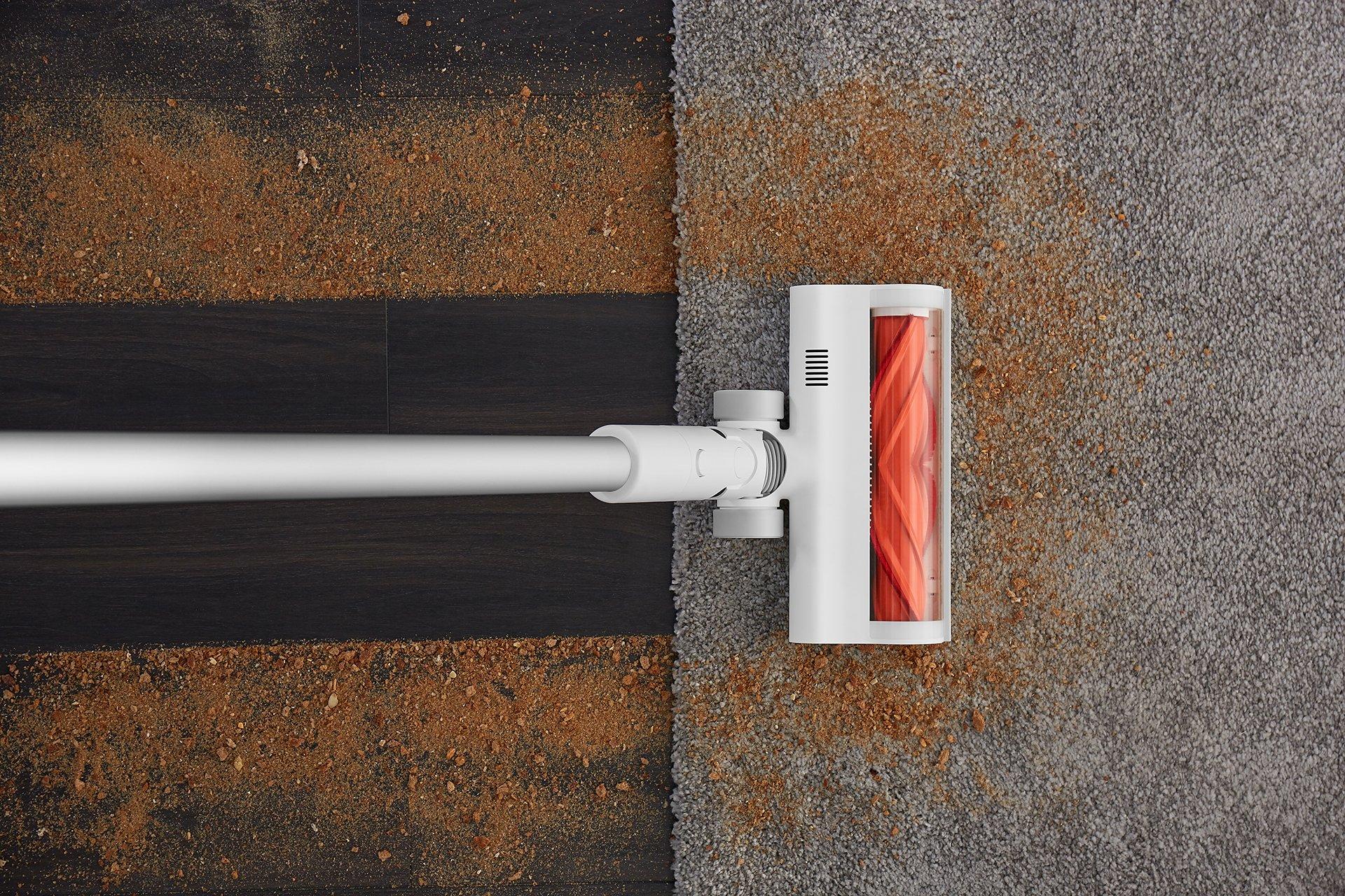 Nueva Xiaomi Mi Vacuum Cleaner G10, una aspiradora sin cables de lo más completa. Noticias Xiaomi Adictos