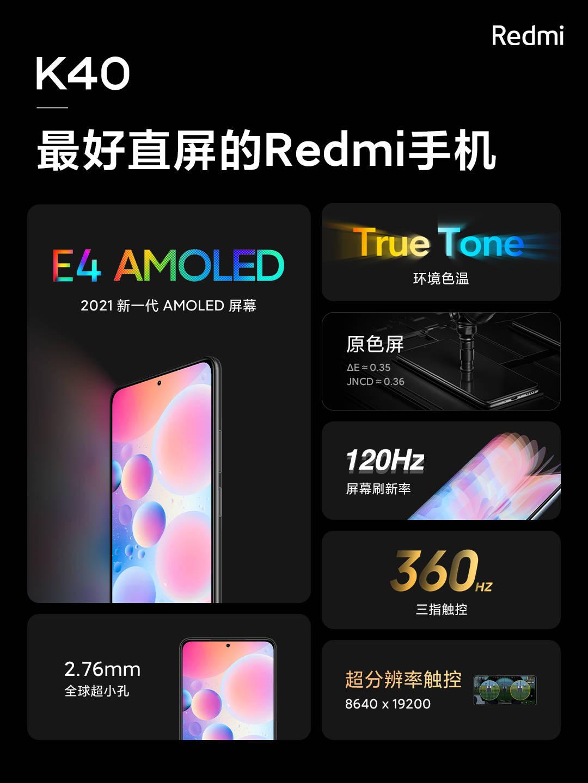 Los nuevos Redmi K40 ya son oficiales y prometen revolucionar el mercado. Noticias Xiaomi Adictos