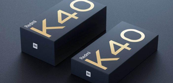 Se filtra el precio de los Redmi K40 y K40 Pro a días de su presentación. Noticias Xiaomi Adictos