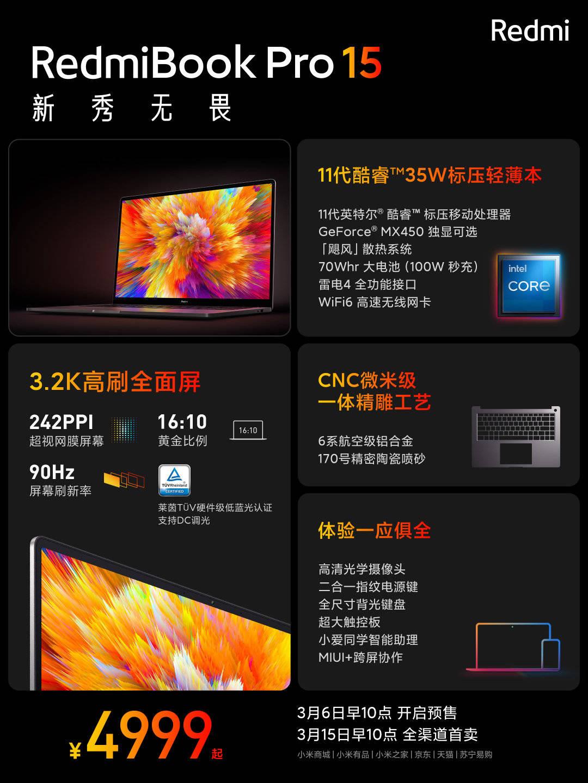 Xiaomi presenta sus nuevos RedmiBook Pro, sus mejores portátiles hasta la fecha. Noticias Xiaomi Adictos