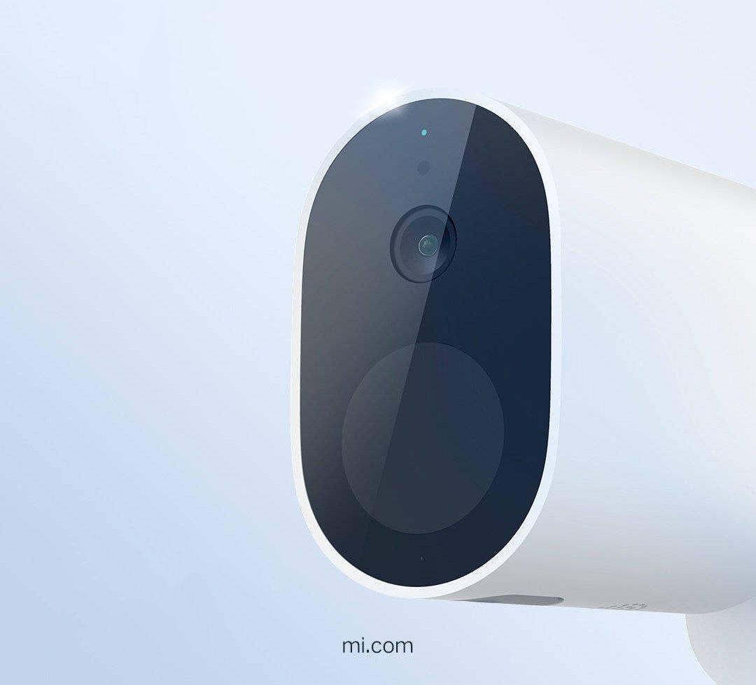 Xiaomi Mi OutDoor Camera Battery, Xiaomi lanza su primera cámara de exterior con batería integrada. Noticias Xiaomi Adictos
