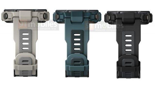 Se filtran las primeras imágenes del Amazfit T-Rex Pro desvelando su diseño. Noticias Xiaomi Adictos