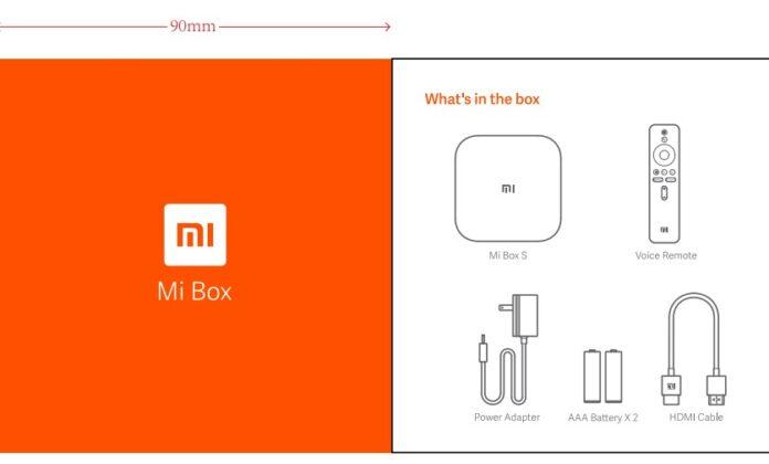 La nueva versión del Xiaomi Mi Box S se deja ver a través de la FCC. Noticias Xiaomi Adictos