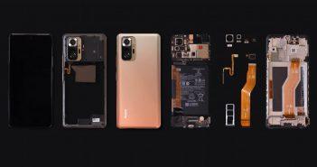 Así es el interior del Redmi Note 10 Pro y cada uno de sus componentes hardware. Noticias Xiaomi Adictos