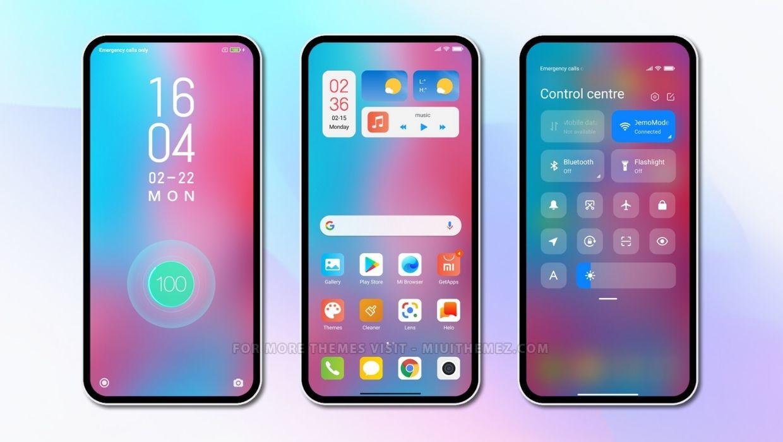 Cinco temas coloridos para tu Xiaomi que sin duda deberías probar . Noticias Xiaomi Adictos