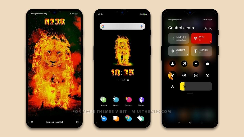 Cinto temas oscuros para tu Xiaomi que sin duda deberías probar. Noticias Xiaomi Adictos