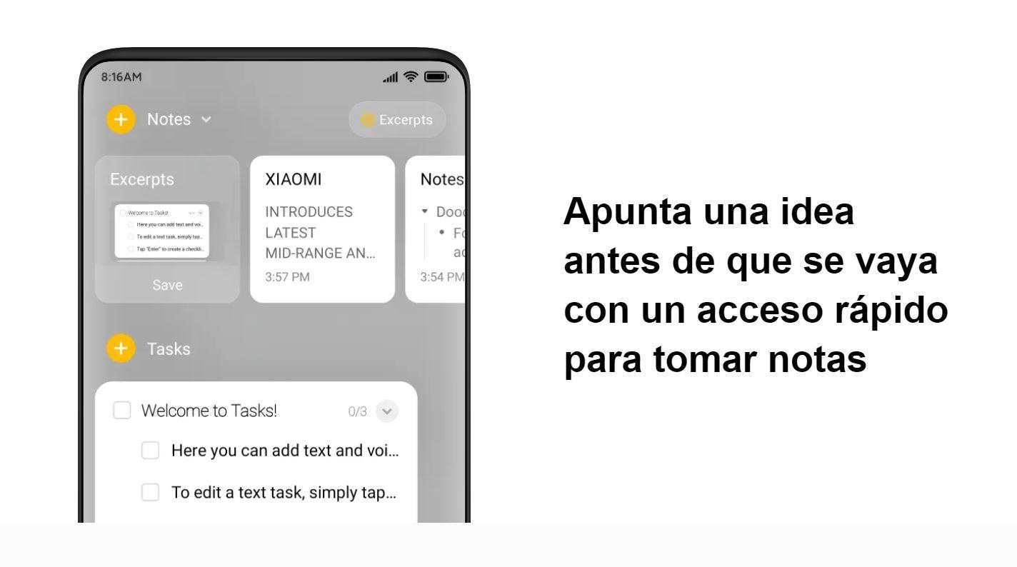 Estas son las dos principales novedades que recibirá tu Xiaomi con MIUI 12.5. Noticias Xiaomi Adictos