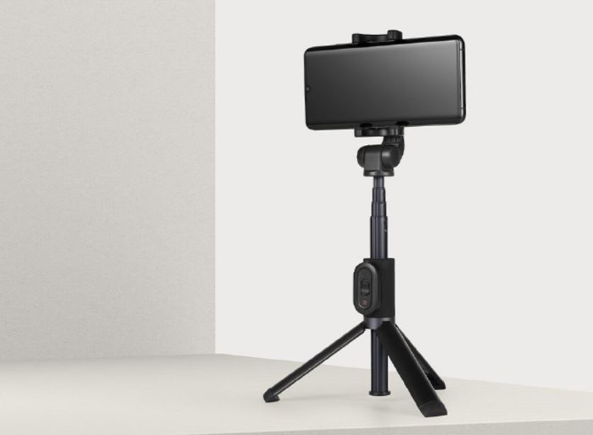 Xiaomi renews its selfie stick with buttons for remote zoom and camera change