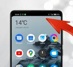 Cómo ocultar la cámara selfie o notch de tu Xiaomi