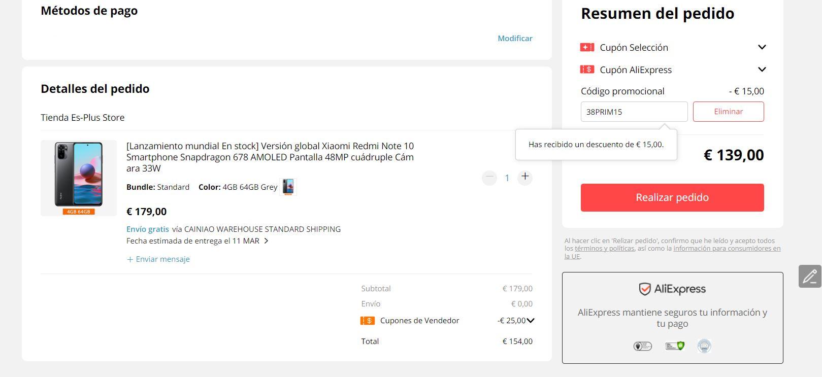 Los Redmi Note 10 salen a la venta hoy con ofertas desde 139 euros. Noticias Xiaomi Adictos
