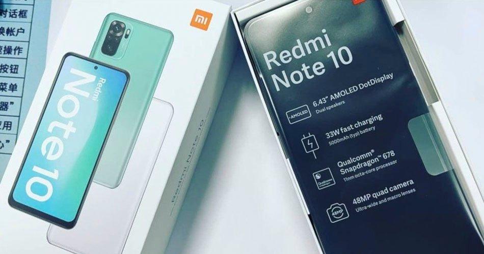 El Redmi Note 10 Pro queda al descubierto en una filtración probablemente falsa. Noticias Xiaomi Adictos