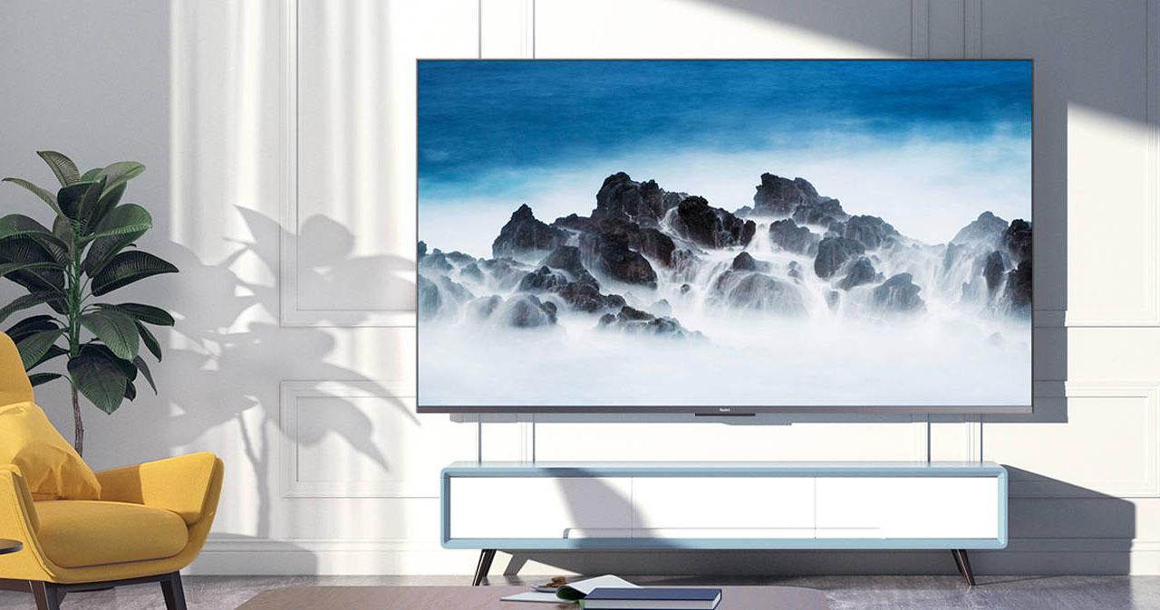 Los televisores Redmi TV X50, X55 y X65 salen de China por solo 380 euros. Noticias Xiaomi Adictos