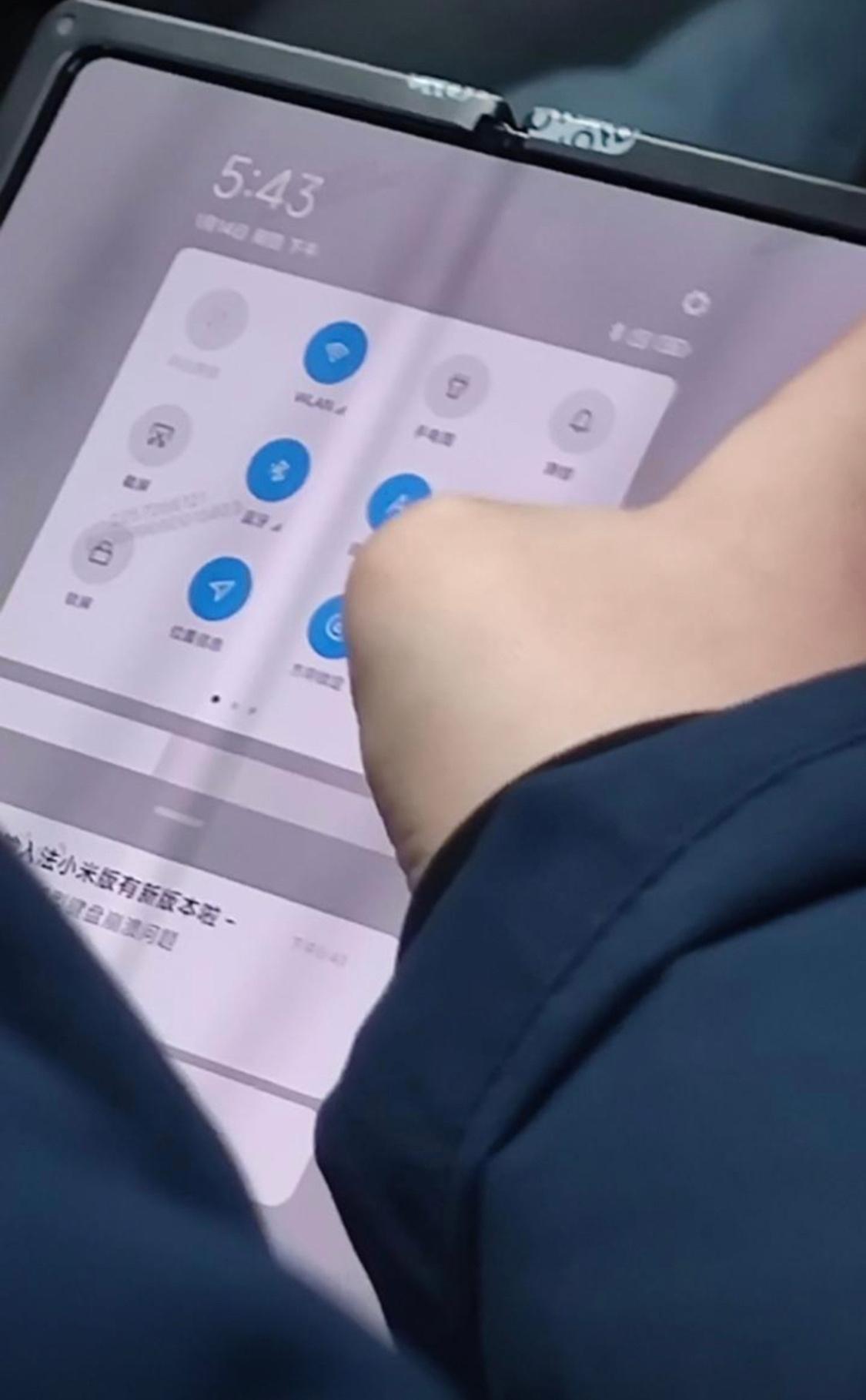 Xiaomi MIX 4 Pro Max, el smartphone plegable de Xiaomi parece tener nombre. Noticias Xiaomi Adictos