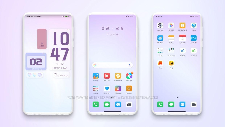 Mejores temas minimalistas para tu Xiaomi descargar. Noticias Xiaomi Adictos