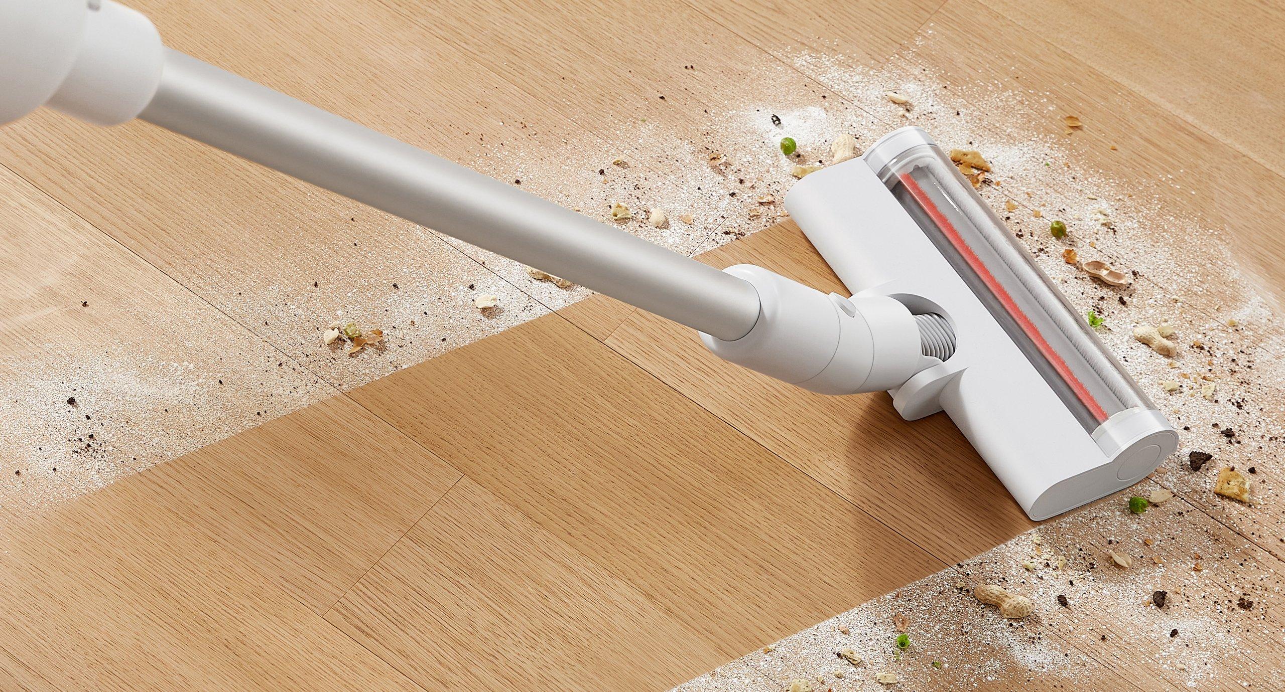 Xiaomi Mi Vacuum Cleaner Light, la aspiradora sin cables más barata de Xiaomi llega a España.