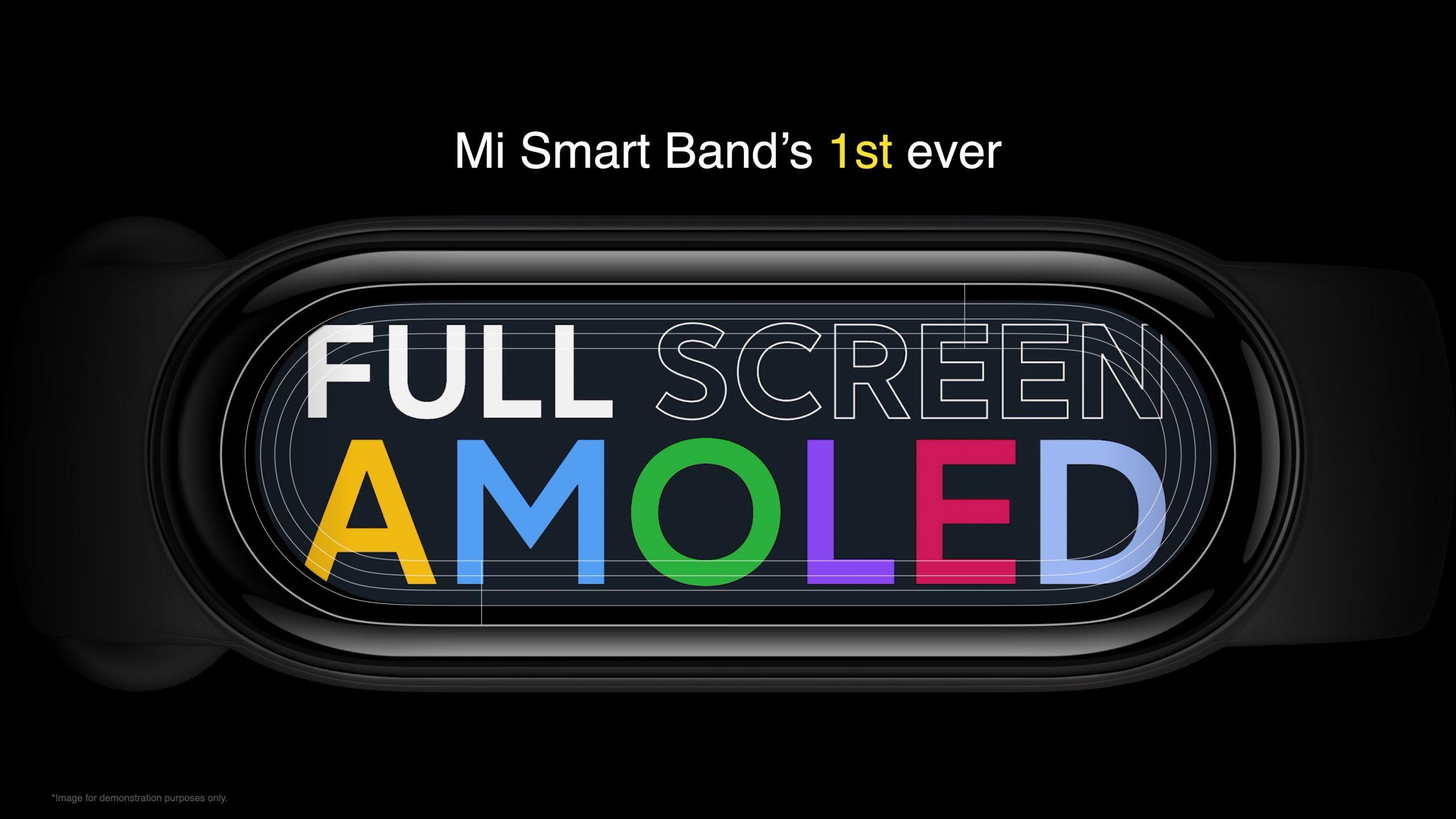Estas son las tres principales novedades que trae la Xiaomi Mi Band 6. Noticias Xiaomi Adictos