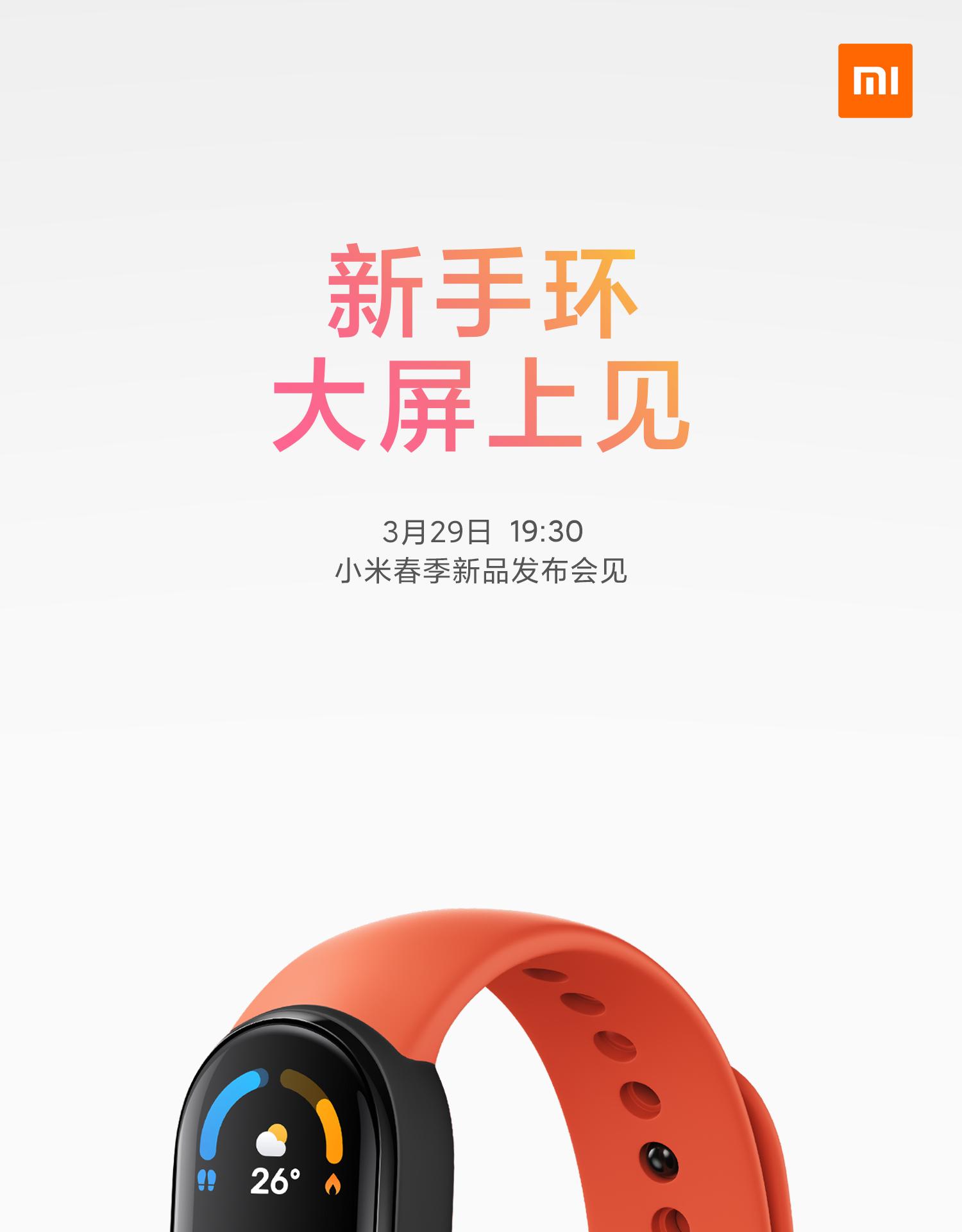 Así es la nueva Xiaomi Mi Band 6: un diseño sin marcos par alojar una mayor pantalla. Noticias Xiaomi Adictos