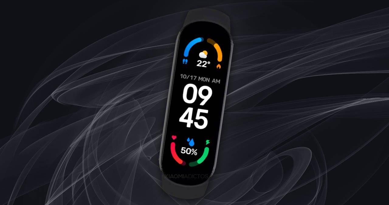 La Xiaomi Mi Band 6 ya tiene fecha de presentación y llegará con estas novedades. Noticias Xiaomi Adictos