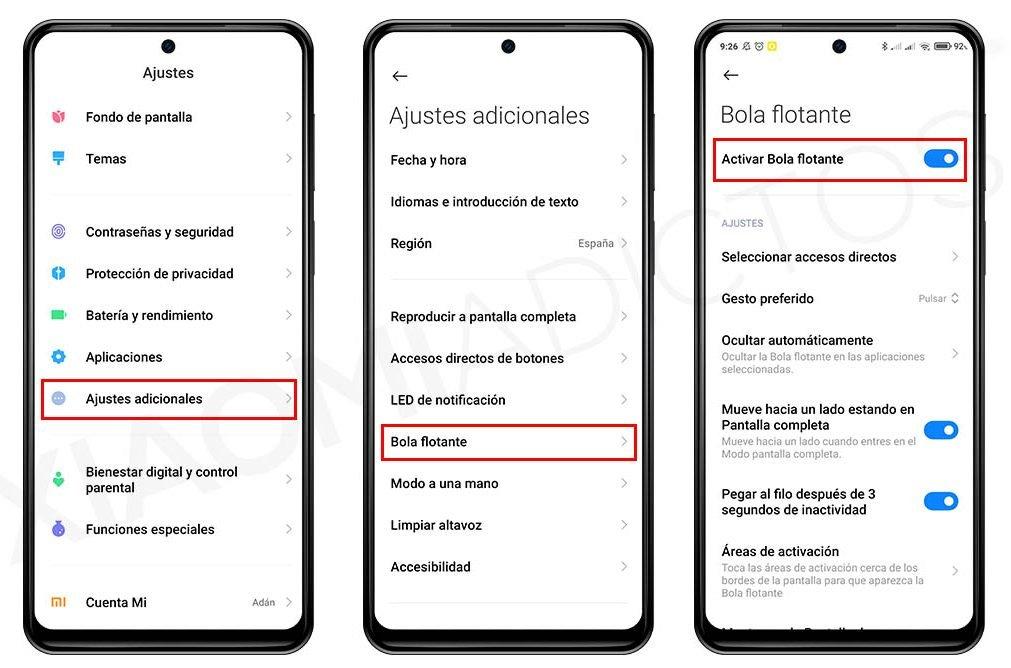 Cuatro ajustes ocultos del escritorio de tu Xiaomi que deberías probar. Noticias Xiaomi Adictos