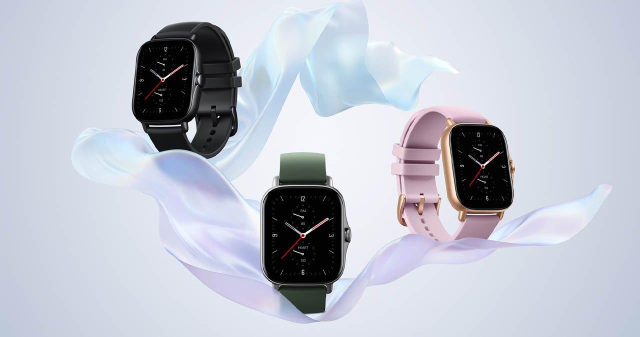 Cinco relojes Amazfit que resultan ideales para regalar el día de las madres. Noticias Xiaomi Adictos