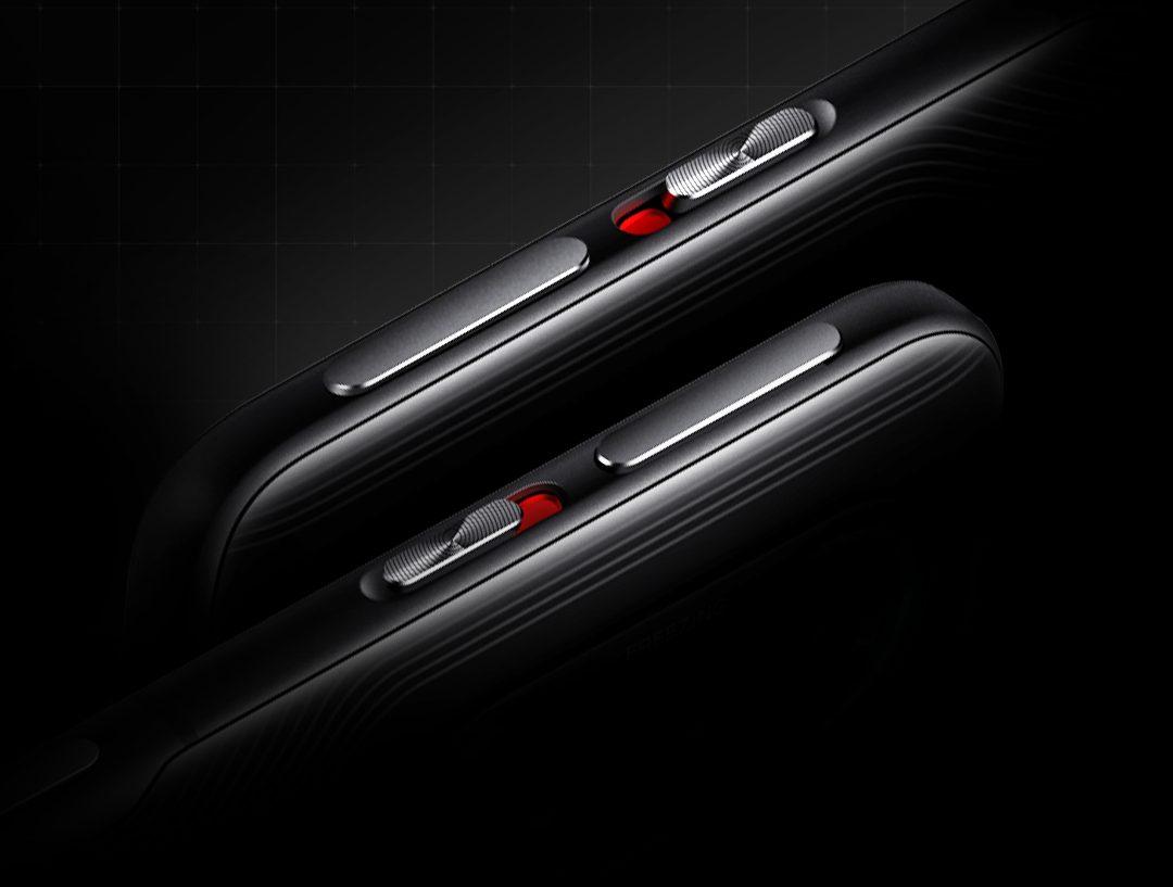 Xiaomi nos muestra como serán los botones físicos de su primer móvil gaming. Noticias Xiaomi Adictos