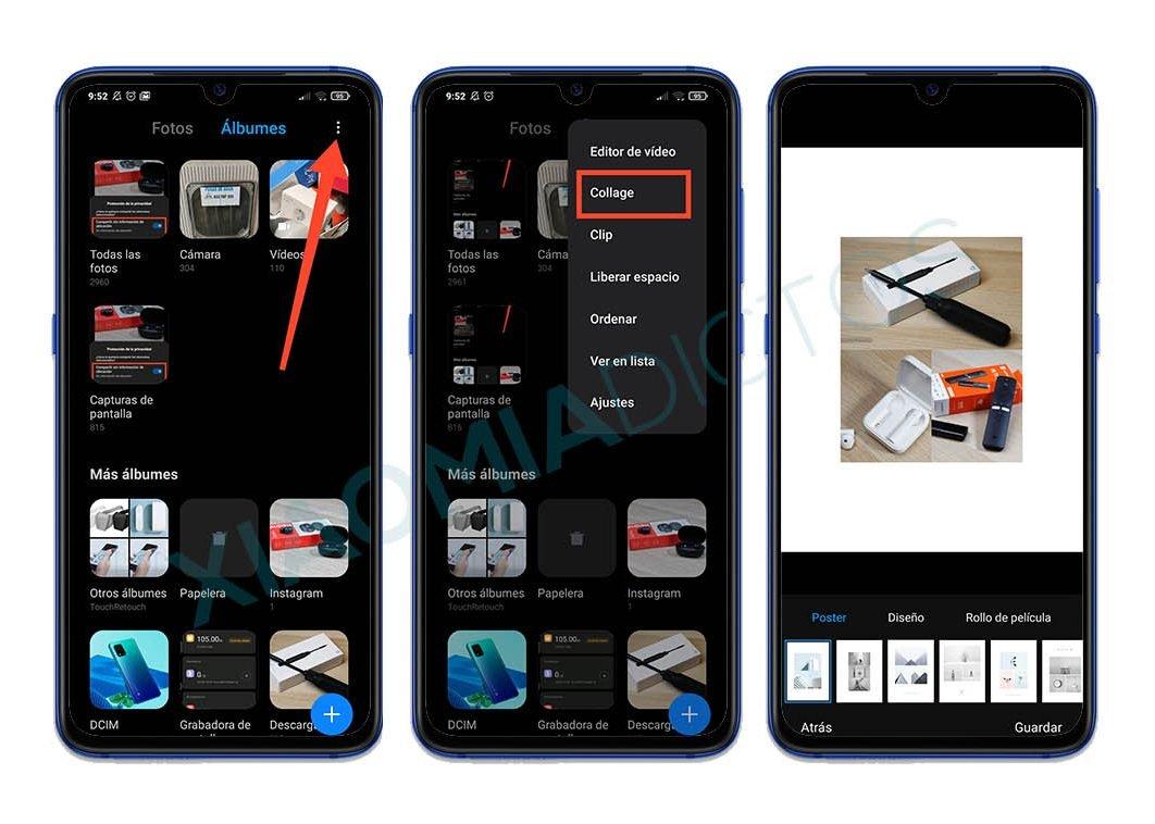 Cinco cosas que puedes hacer desde la galería de tu Xiaomi y que quizás no conocías. Noticias Xiaomi Adictos