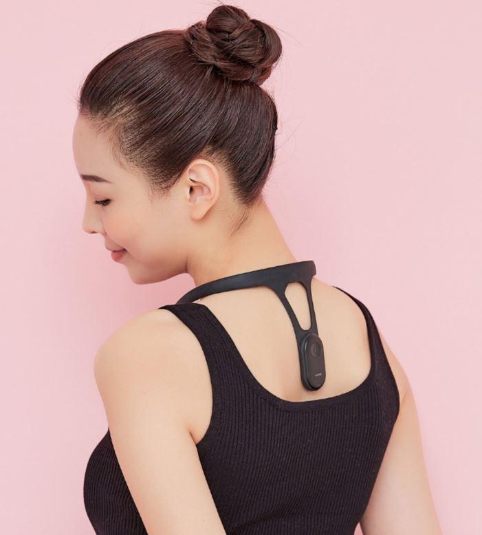 Este collar corrector de postura que vende Xiaomi es todo un éxito en AliExpress. Noticias Xiaomi Adictos