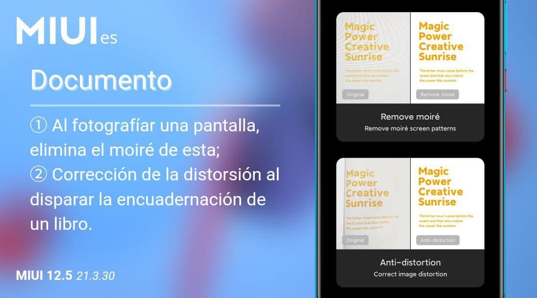 Escanear documentos con tu Xiaomi se vuelve más sencillo con la última actualización. Noticias Xiaomi Adictos