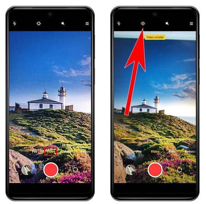 Mejora la estabilización de vídeo activando esta opción de la cámara de tu Xiaomi. Noticias Xiaomi A