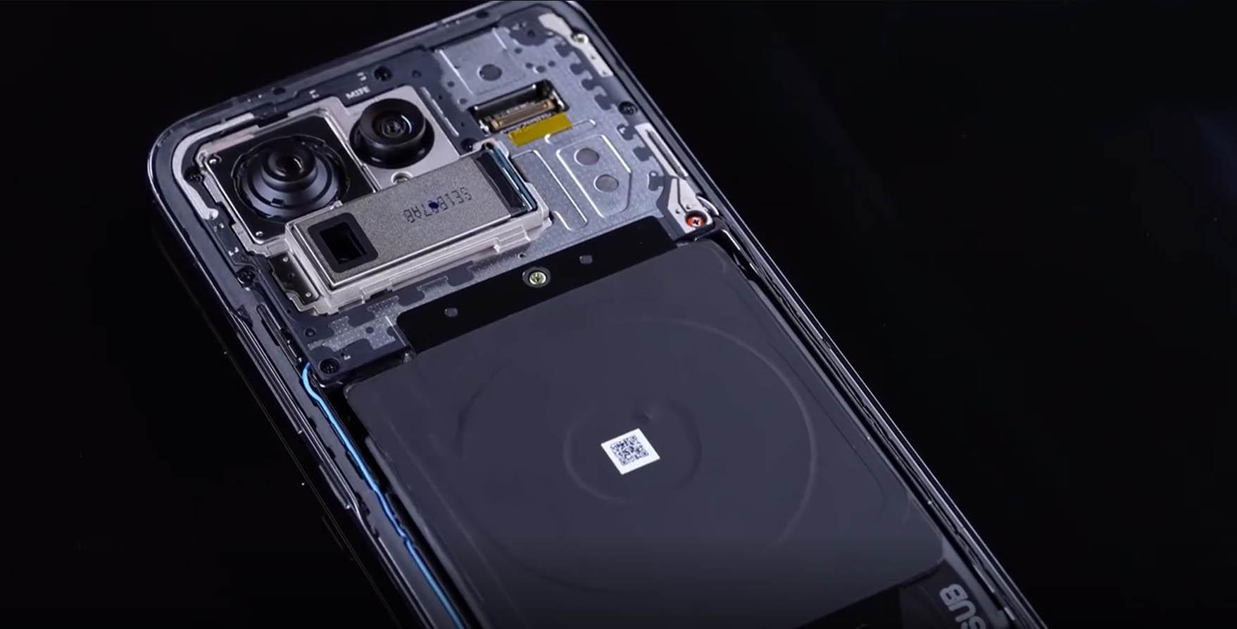 Así es el interior del Xiaomi Mi 11 Ultra visto con todo lujo de detalles. Noticias Xiaomi Adictos