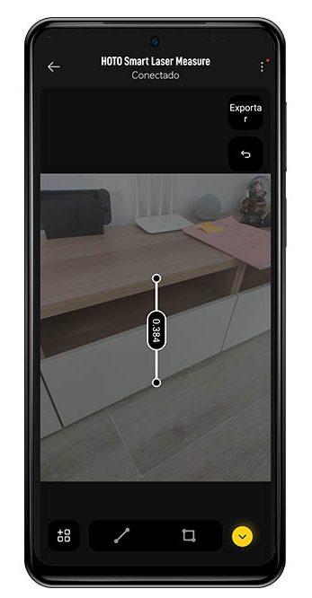 Analisis y review del medidor laser Xiaomi HOTO inteligente. Noticias Xiaomi Adictos