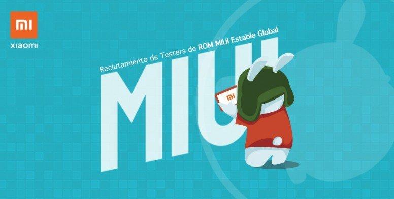 Xiaomi publica el listado de seleccionados para probar las últimas novedades de MIUI. Noticias Xiaomi Adictos