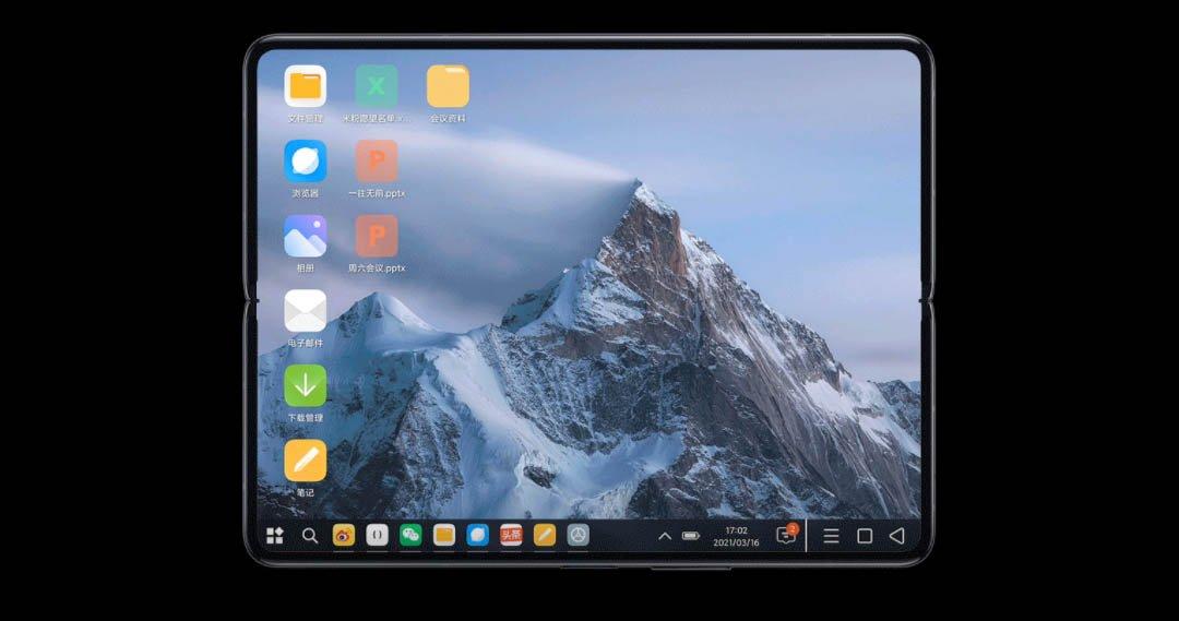 La Xiaomi Mi Pad 5 llegaría con MIUI PC, el mismo sistema del Mi Mix Fold. Noticias Xiaomi Adictos