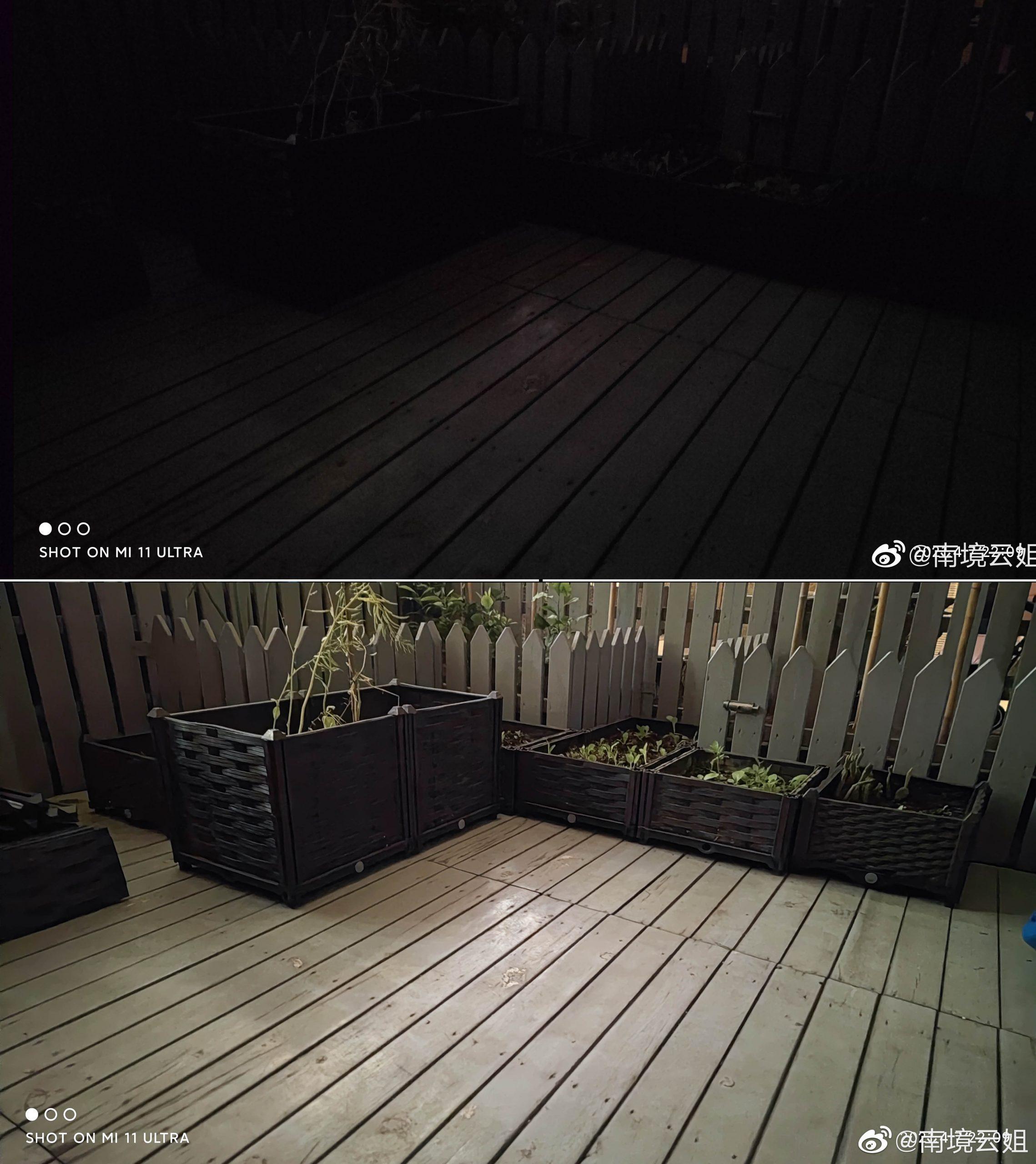 Así de impresionante es el modo nocturno del Xiaomi Mi 11 Ultra. Noticias Xiaomi Adictos