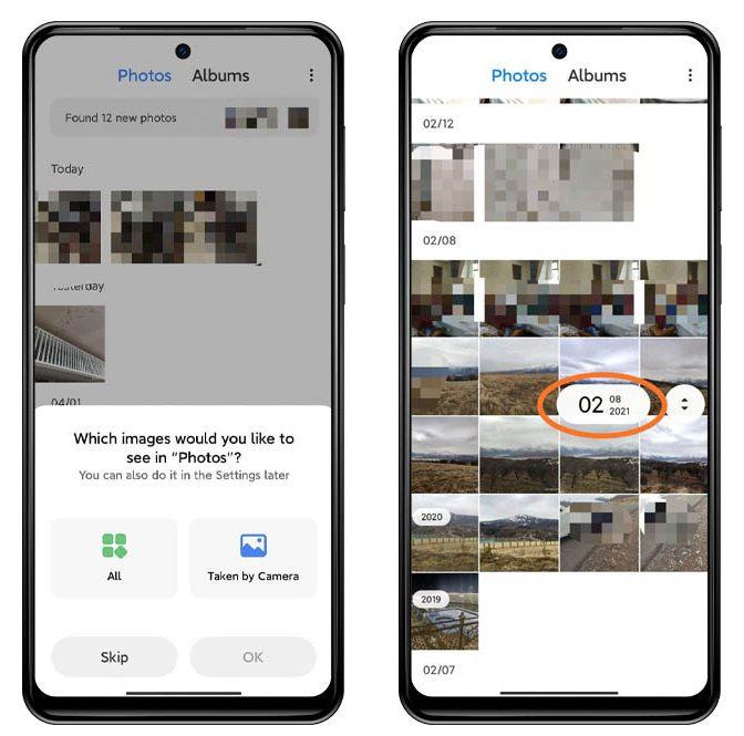 La Galería de MIUI se actualiza con importantes novedades que mejoran su uso. Noticias Xiaomi Adictos