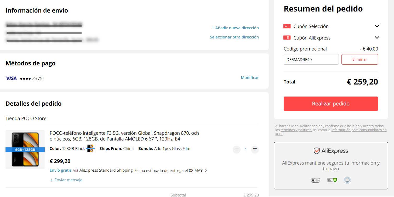 donde comprar el POCO F3 al mejor precio en oferta. Noticias Xiaomi Adictos